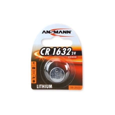 Элемент питания ANSMANN 1516-0004 CR1632 BL1