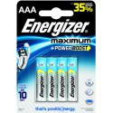 Батарейка Energizer Maximum LR03-4BL 1.5V