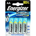 Батарейка Energizer Maximum LR6-4BL AA 1.5V