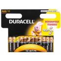 Батарейка Duracell LR03-12BL (AA) MN2400 1.5 V