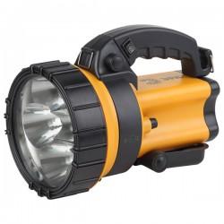 Аккумуляторный фонарь Эра FA6W  4В 4.5Ач, 6x1Вт LED SMD, сигнал.св., ЗУ 220V+12V