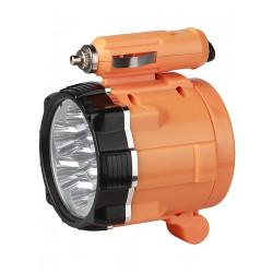 Аккумулятрный фонарь Эра A3M  12V, 7xLED, магнит, бл