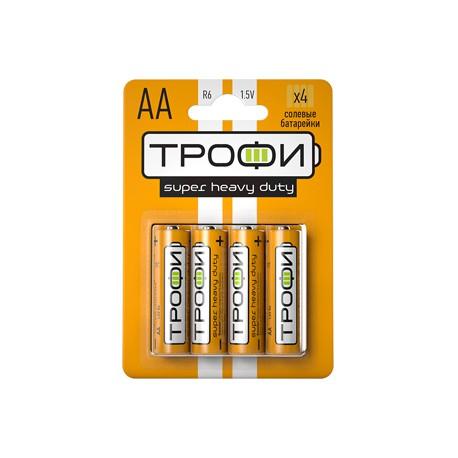 Батарейка Трофи R6-4BL