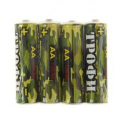 Батарейка Трофи R6-4S Классика