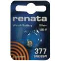 Батарейка часовая Renata SR626SW 377 SR66 BL1