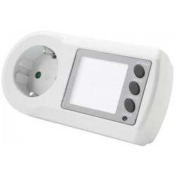 Ваттметр ROBITON PM-2 white BL1